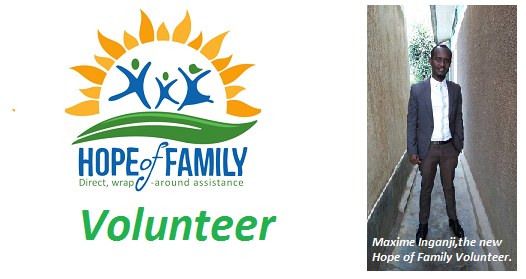 Hope of Family Community Volunteering Approach: Don't wait!