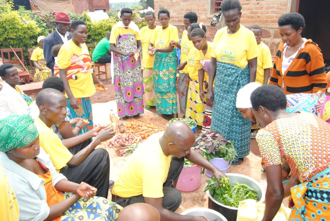 Fighting Malnutrition in Partnership with Kula Project