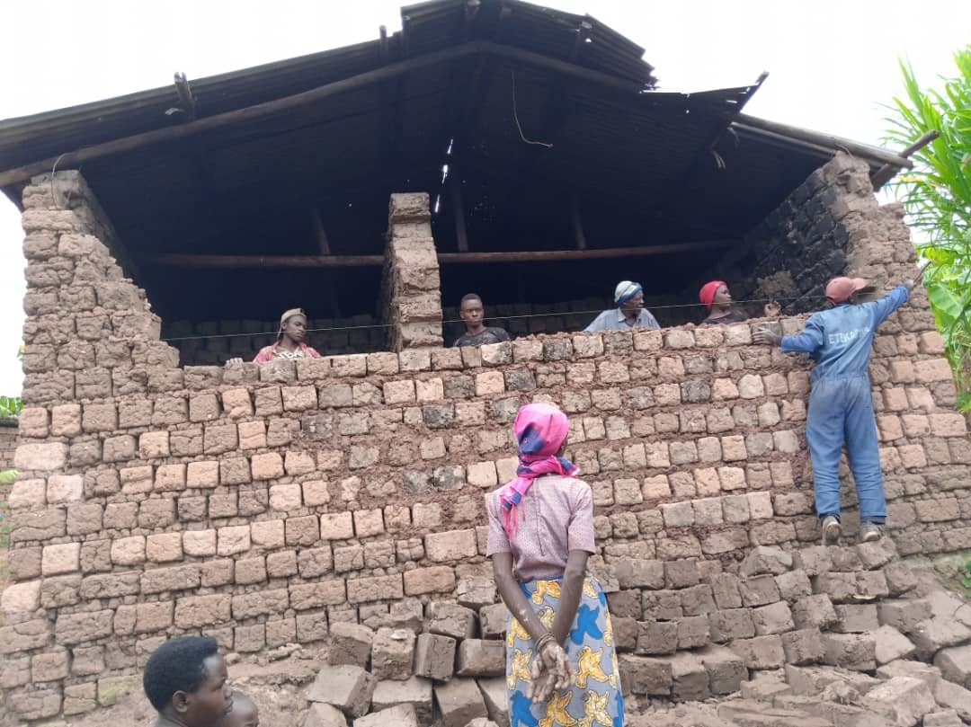 Renovation of Houses for 5 Hope of Family beneficiaries starts