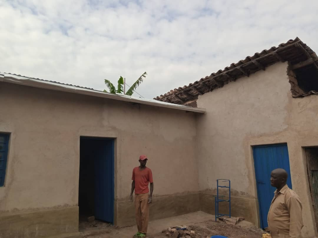 Hope of Family hands over renovated Houses to Five beneficiaries