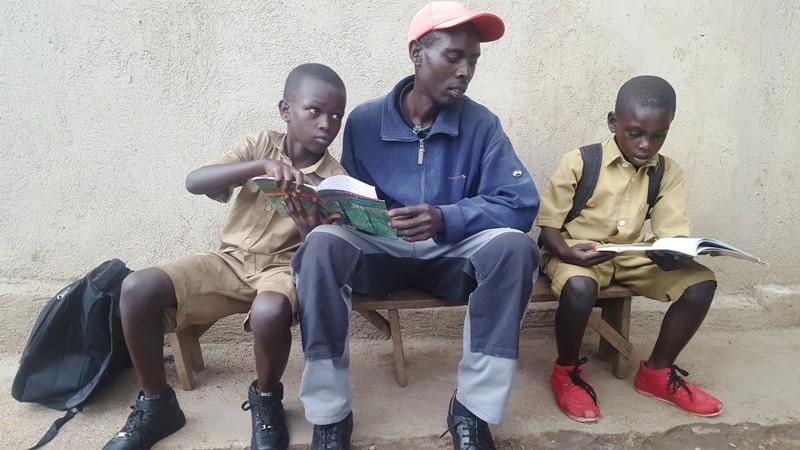 Testimony: Hope of Family organisation secures future for disadvantaged children in Muhanga